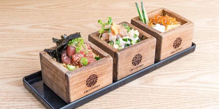 Dish 3 at Okuzono