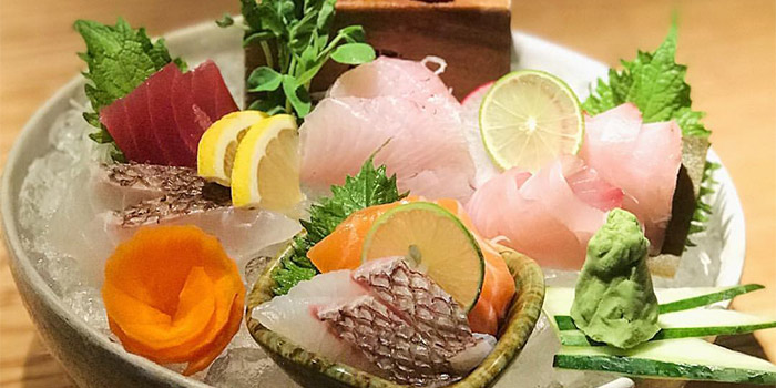 Dish 2 at Okuzono