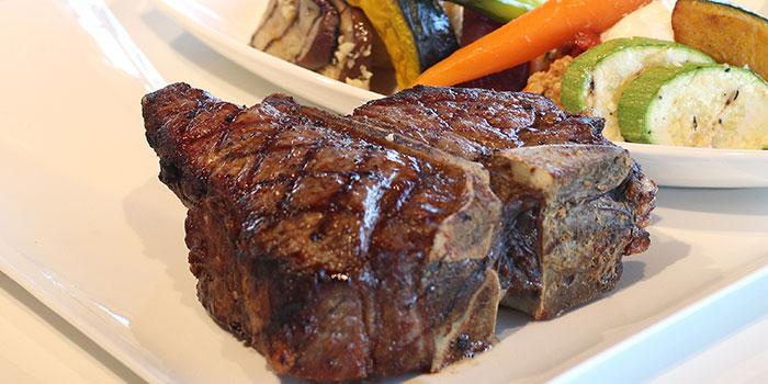 Dry aged T-Bone Steak, Bong Pro-dry aging steakhouse, Hung Hom, Hong Kong