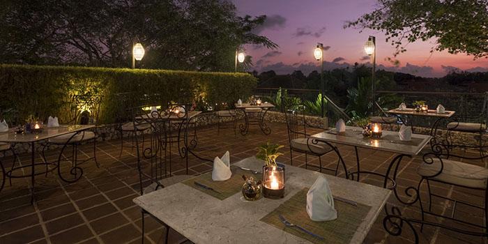 Exterior from Giorgio Italian Restaurant, Nusa Dua, Bali