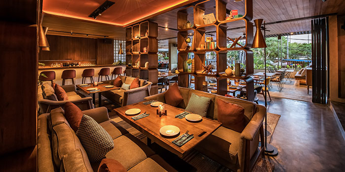 Interior from Flat Stanley, Seminyak, Bali