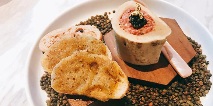 Foie Gras Mousses with Raspberry Sauce, Les Saveurs Private Kitchen, Wan Chai, Hong Kong