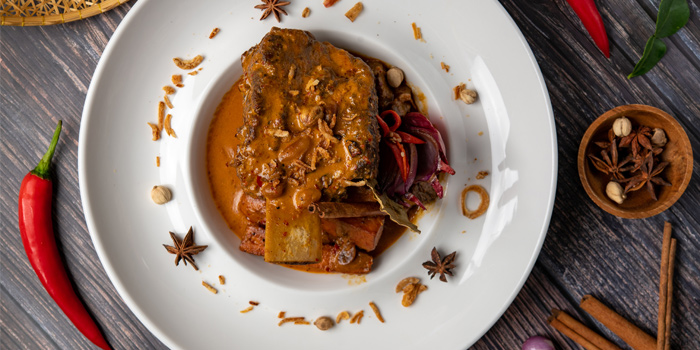 Food from Silk Restaurant and Bar in Kamala, Kathu, Phuket, Thailand