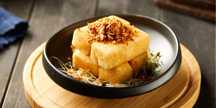 Deep Fried Tofu, Tian Tian Hainanese Chicken Rice (Tsim Sha Tsui), Tsim Sha Tsui, Hong Kong
