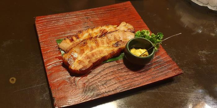 Grilled Dishes from Serina Japanese Teppanyaki at 9/26 Soi Jim Thompson Surawong, Bangrak Bangkok