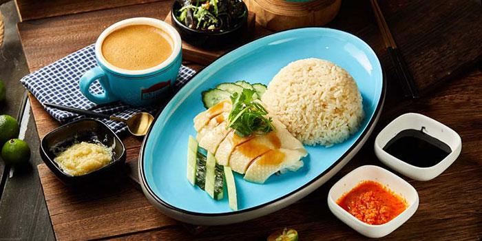 Hainan Chicken Rice, Tian Tian Hainanese Chicken Rice (Tsim Sha Tsui), Tsim Sha Tsui, Hong Kong