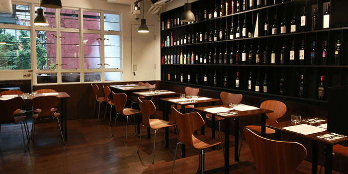 Interior, PMQ Taste Kitchen, Central, Hong Kong