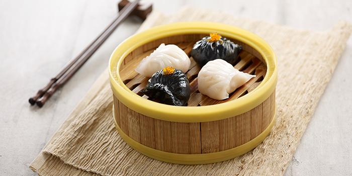 Black & White Har Kau from Crystal Jade Hong Kong Kitchen (Plaza Singapura) in Dhoby Ghaut, Singapore
