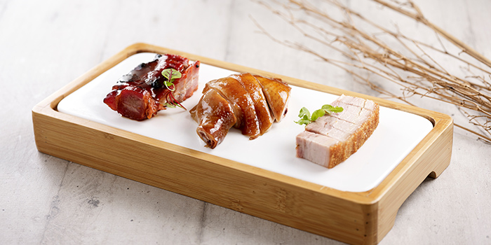 Roast 3 Combi from Crystal Jade Hong Kong Kitchen (Takashimaya) at Takashimaya Shopping Centre in Orchard, Singapore