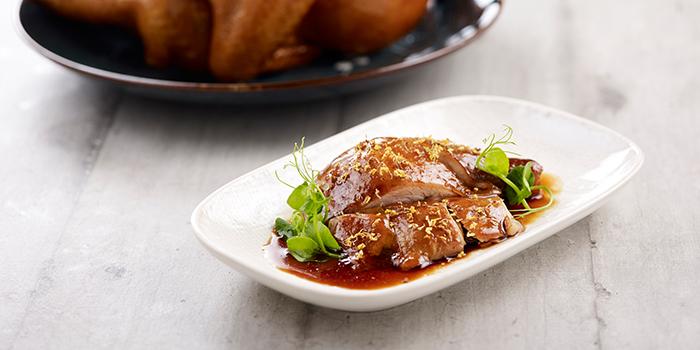 Soy Sauce Chicken wih Osmanthus from Crystal Jade Hong Kong Kitchen (Takashimaya) at Takashimaya Shopping Centre in Orchard, Singapore