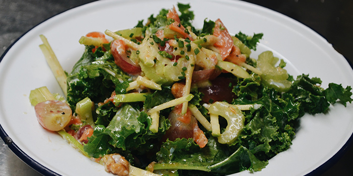 Kale Waldorf Salad from The Lokal in Chinatown, Singapore