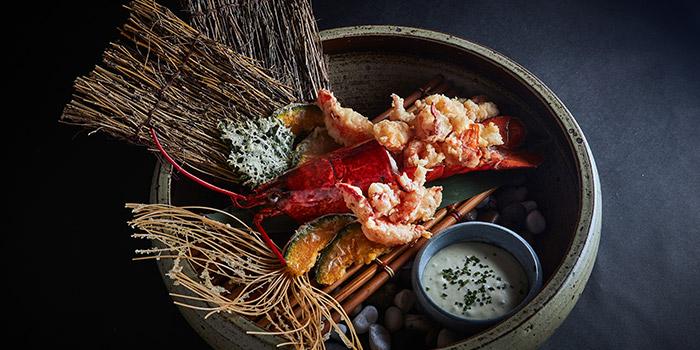 Lobster, Honjo, Sheung Wan, Hong Kong