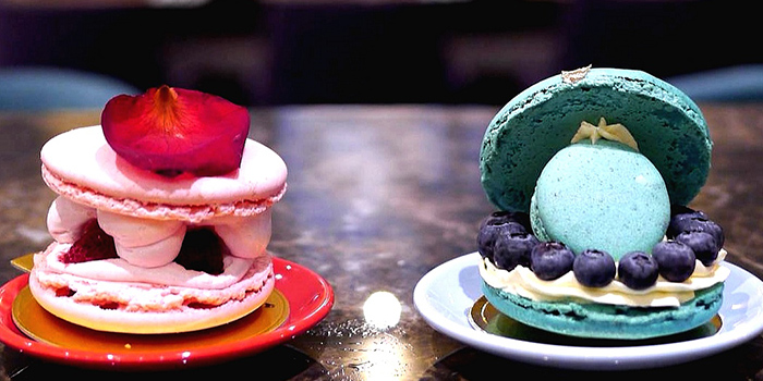 Macarons from Wonderland Savour (Wisma Atria) in Orchard, Singapore