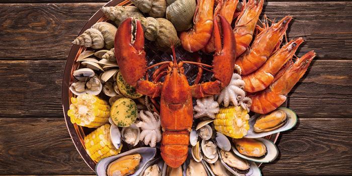 Mariner Combo, Crabus Restaurant & Bar, Causeway Bay, Hong Kong