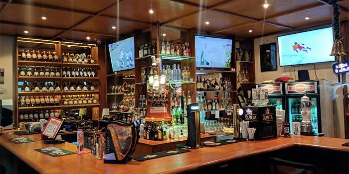 Ambience 1 at Masters Sports Bar