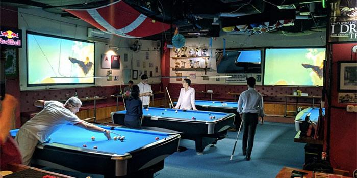Ambience 2 at Masters Sports Bar