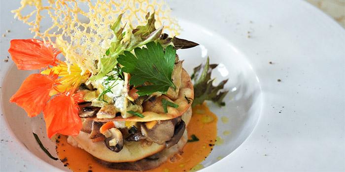 Food from Giorgio Italian Restaurant, Nusa Dua, Bali