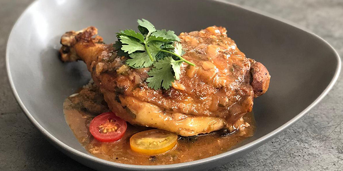 Moroccan Chicken Leg from South Union Park in Kembangan, Singapore