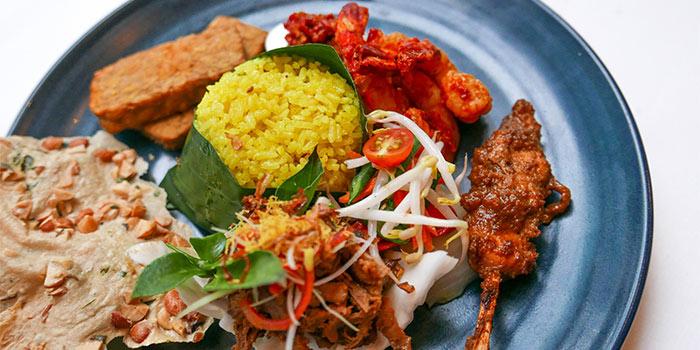 Nasi Campur Rembiga at Sailendra (JW Marriott)
