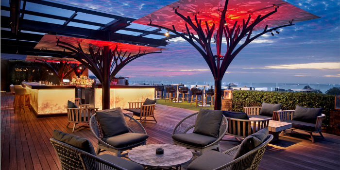 Above Eleven Rooftop Bar and Peruvian-Japanese Restaurant