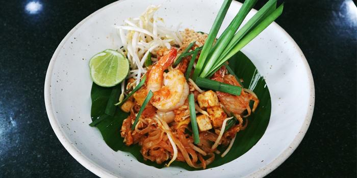 Pad Thai from Bambu Restaurant in Chalong, Phuket, Thailand