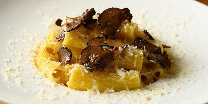 Pasta with Truffle, The Italian Club Wine Bar, Steak House & Pizza Gourmet, SOHO, Hong Kong