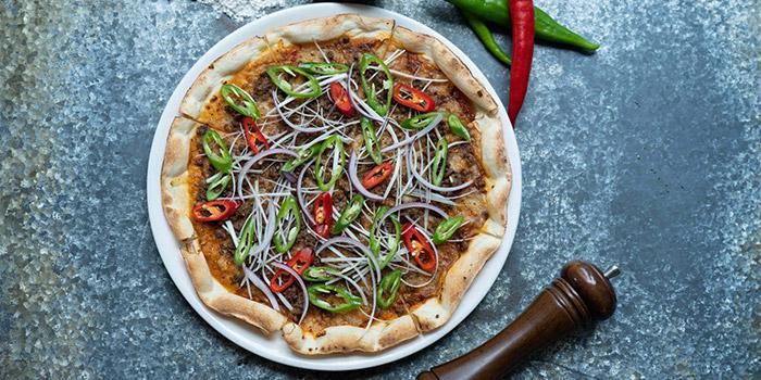 Pizza, Glasshouse (Cityplaza), Quarry Bay, Hong Kong