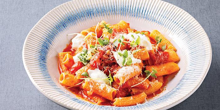 Rigatoni Pomodoro, Jamie's Italian, Tsim Sha Tsui, Hong Kong