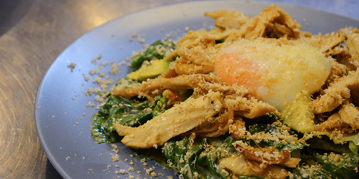 Roast Chicken Salad from The Lokal in Chinatown, Singapore