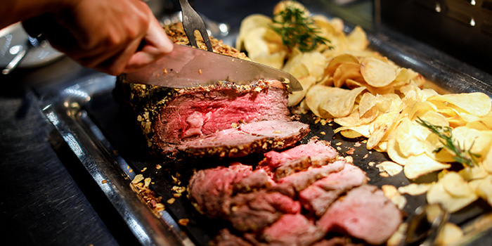 Meats from Ash & Elm in InterContinental Singapore in Bugis, Singapore