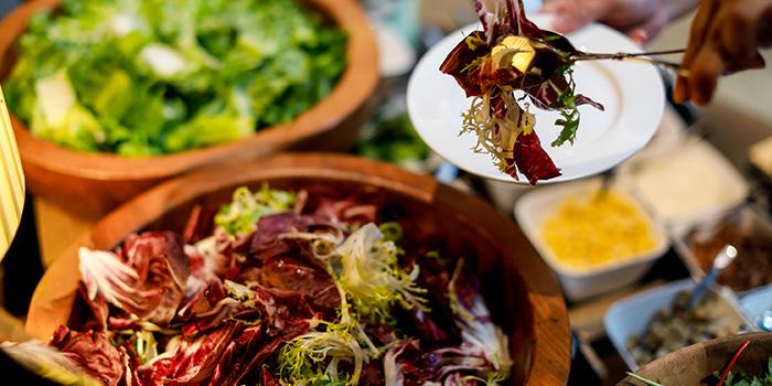 Salad Bar from Ash & Elm in InterContinental Singapore in Bugis, Singapore