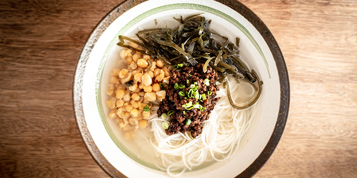 Hung Mased Pea Rice Noodle from Chuan Hung in Telok Ayer, Singapore