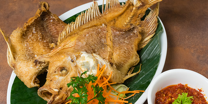 Ikan Nila from Coconut Paradise (Chinatown Point) in Chinatown, Singapore