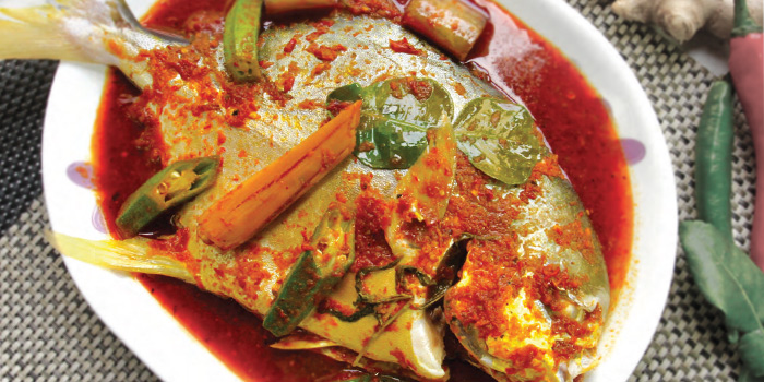 Assam Fish from Daisy
