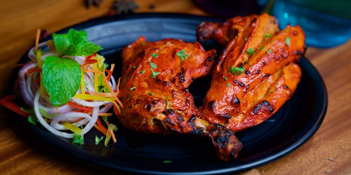 Tandoori Chicken from Delhi Express Restaurant in Tanjong Pagar, Singapore