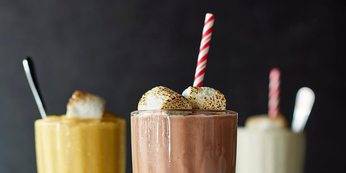 Milkshakes from from FATBOY