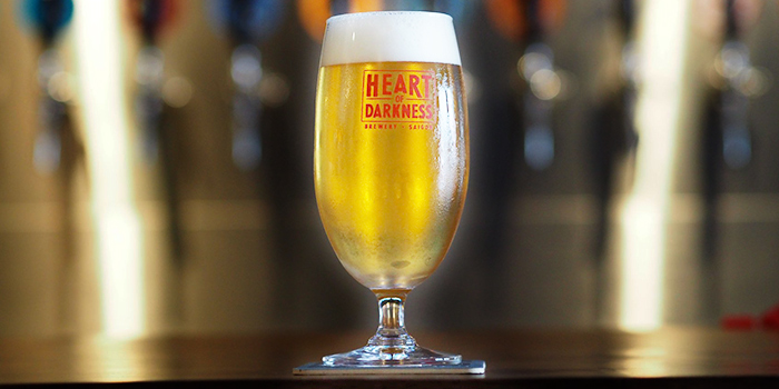 Craft Beer from Heart of Darkness in Tanjong Pagar, Singapore