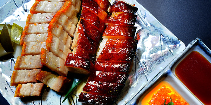 Char Siew and Roast Pork from Izy Fook in Club Street, Singapore