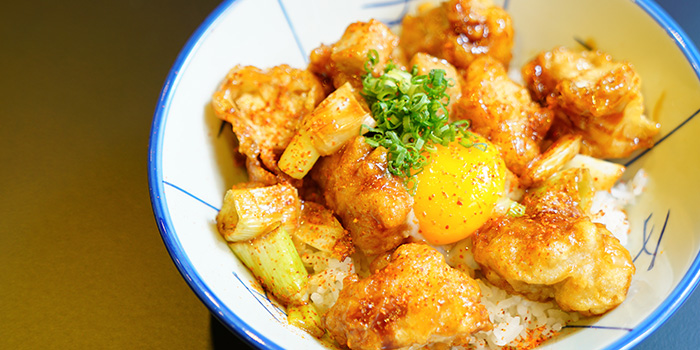 Karaage Chicken from Izy Fook in Club Street, Singapore