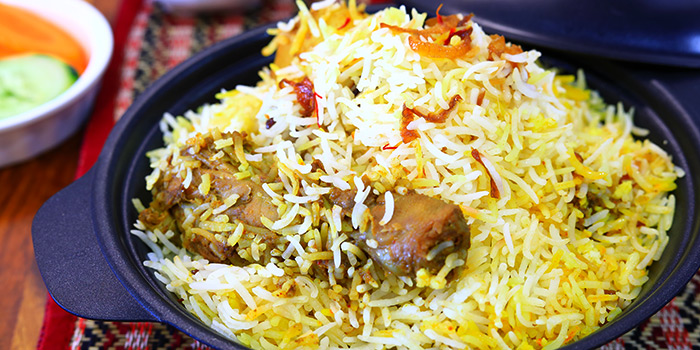 Chicken Biryani from Kolkata Beckons in Little India, Singapore