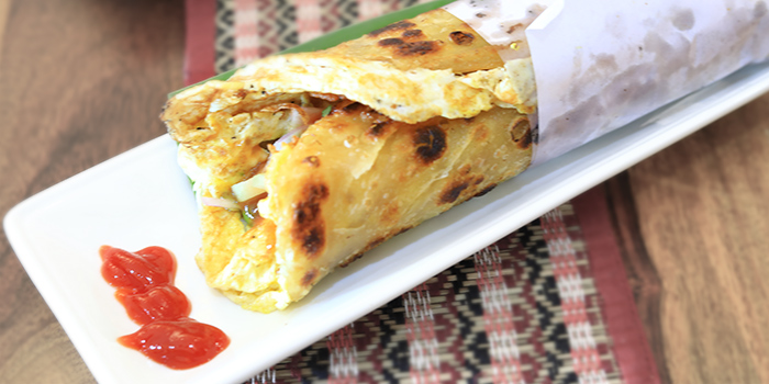 Kolkata Roll from Kolkata Beckons in Little India, Singapore