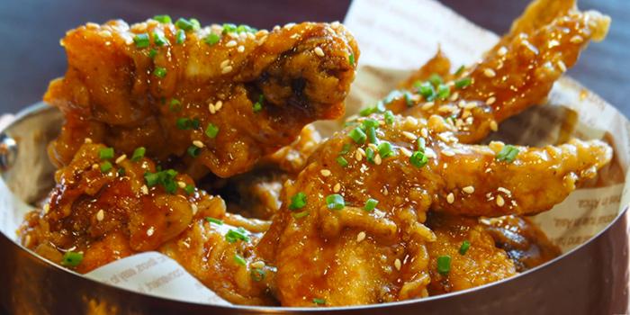 Korean Chicken from Meet & Meat - Street Food in East Coast, Singapore