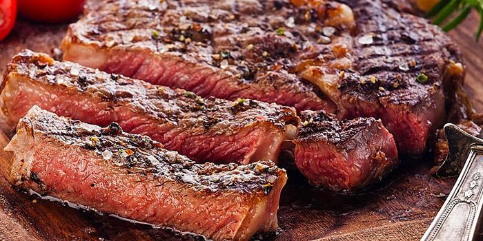 USDA Prime Rib Eye Steak from Meet & Meat - Street Food in East Coast, Singapore