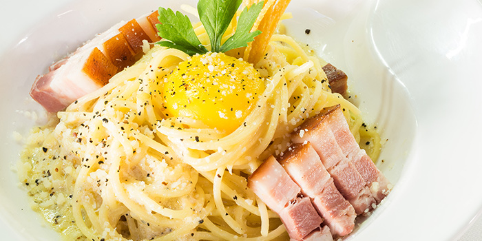 Smoked Pork Carbonara from New Ubin Tampines in Tampines, Singapore