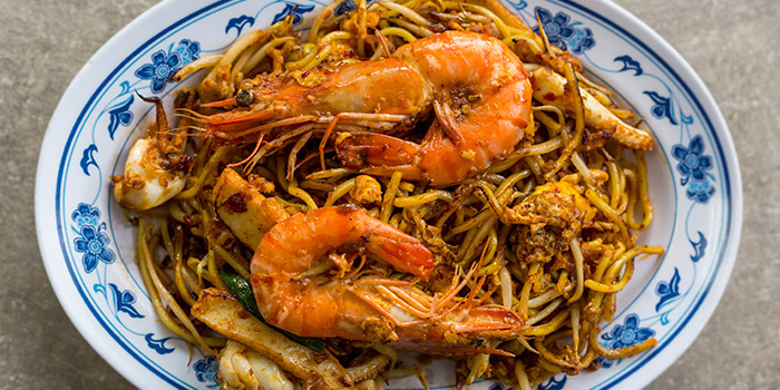Old Punggol Style Mee Goreng from New Ubin Tampines in Tampines, Singapore