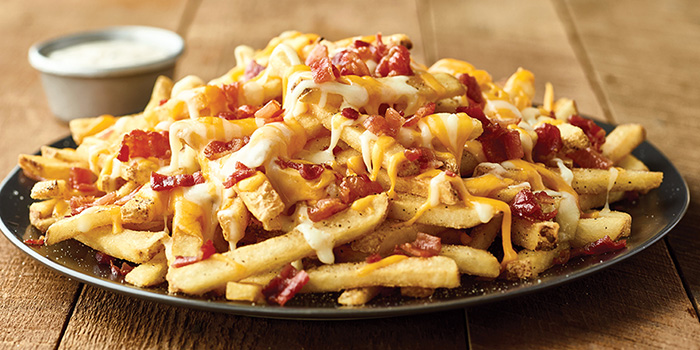 Aussie Cheese Fries from Outback Steakhouse at Orchard Gateway in Orchard, Singapore