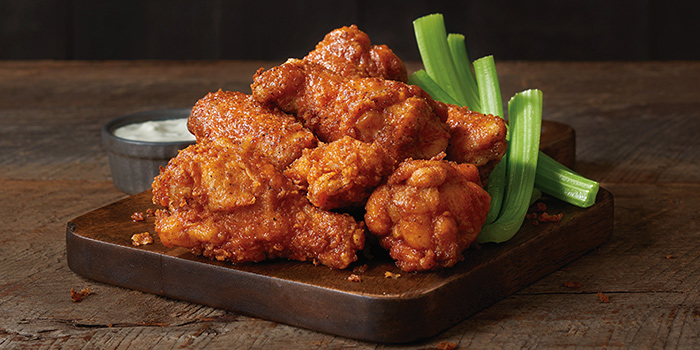 Kookaburra Wings from Outback Steakhouse at Orchard Gateway in Orchard, Singapore