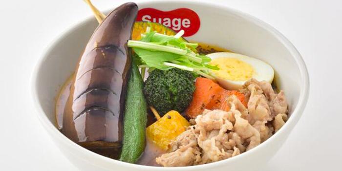 Beef Shabu-shabu from Suage (Jewel) at Jewel Changi Airport in Changi, Singapore