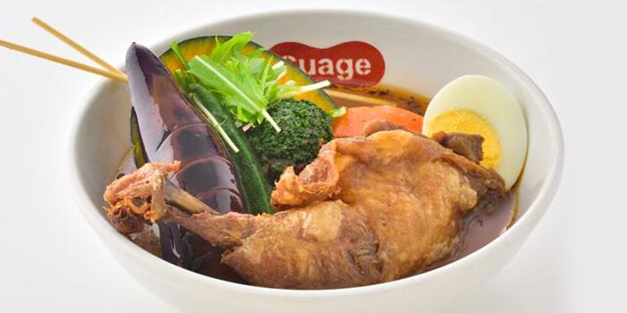 Chicken Leg Honetsuki from Suage (Jewel) at Jewel Changi Airport in Changi, Singapore
