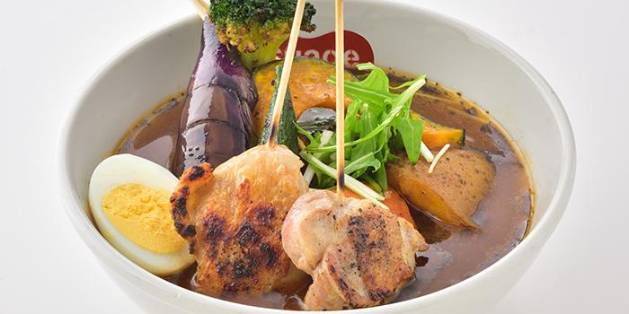 Chicken Kushiyaki from Suage (Jewel) at Jewel Changi Airport in Changi, Singapore